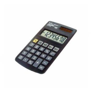 niewielki czarny kalkulator