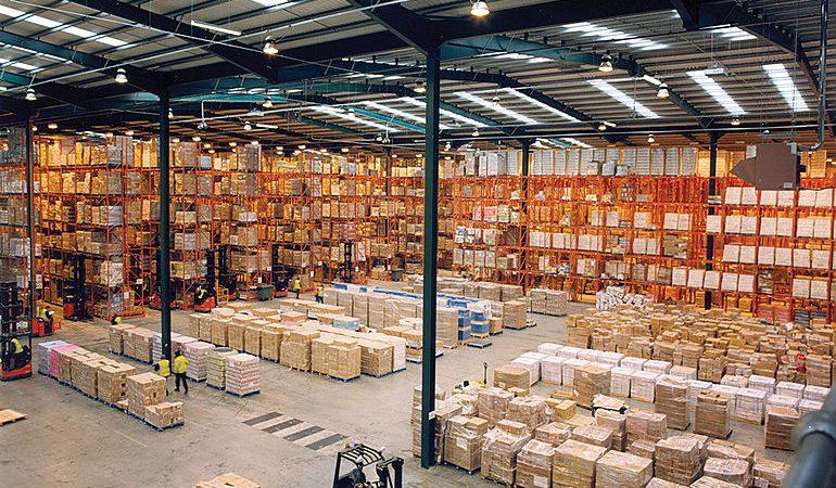 usługi logistyczne
